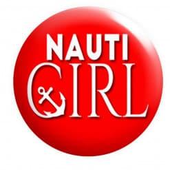Nauti Girl Badge, Boat Crew Badges