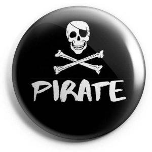 Pirate Badges