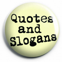 Quotes & Slogan Badges