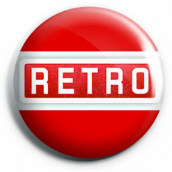 Retro Game Badges