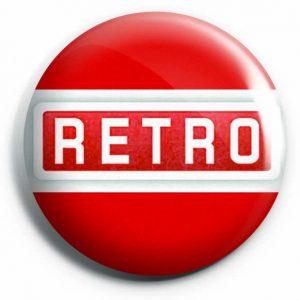 Retro Game Badges