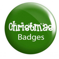 Christmas Badges