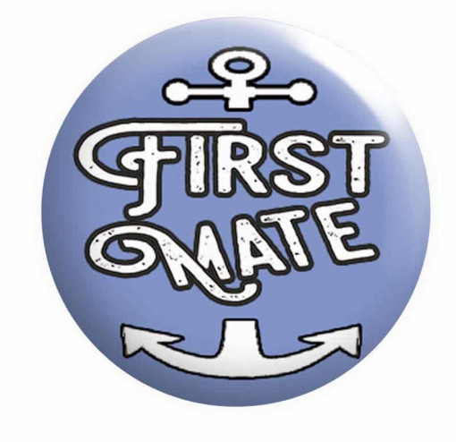 First Mate Badge, Boat Crew Badges