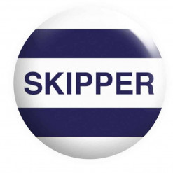 Skipper Badge, Boat Crew Badges