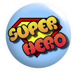 Super Hero badge, Super hero badges