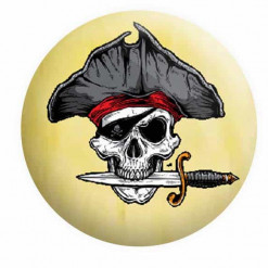 Pirate Button Pin Badges