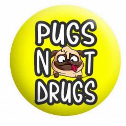 Pug Badges