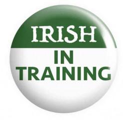 St Patricks Day Badges Button Pin Badge