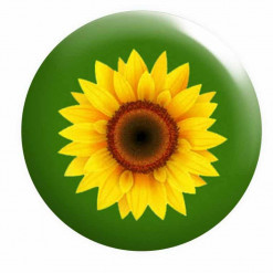 Sunflower Badge Hidden Disabilities Button Pin Badges